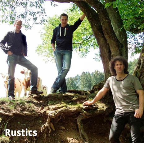 Band Rustics auf dem Maelo Festival 2019 in Grevenbrück
