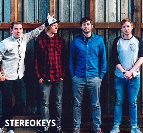 Band Stereokeys auf dem Maelo Festival 2019 in Grevenbrück