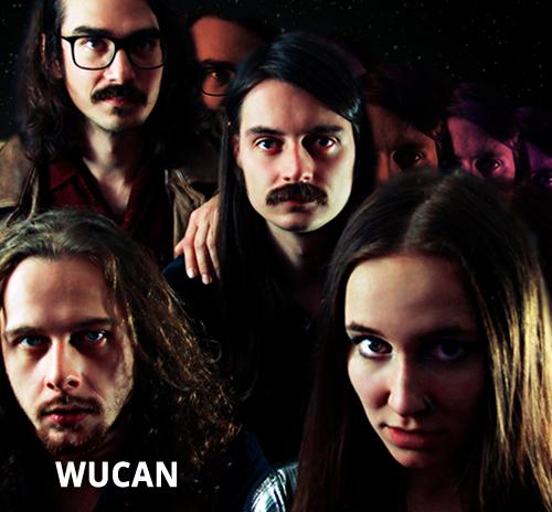 Band Wucan auf dem Maelo Festival 2019 in Grevenbrück